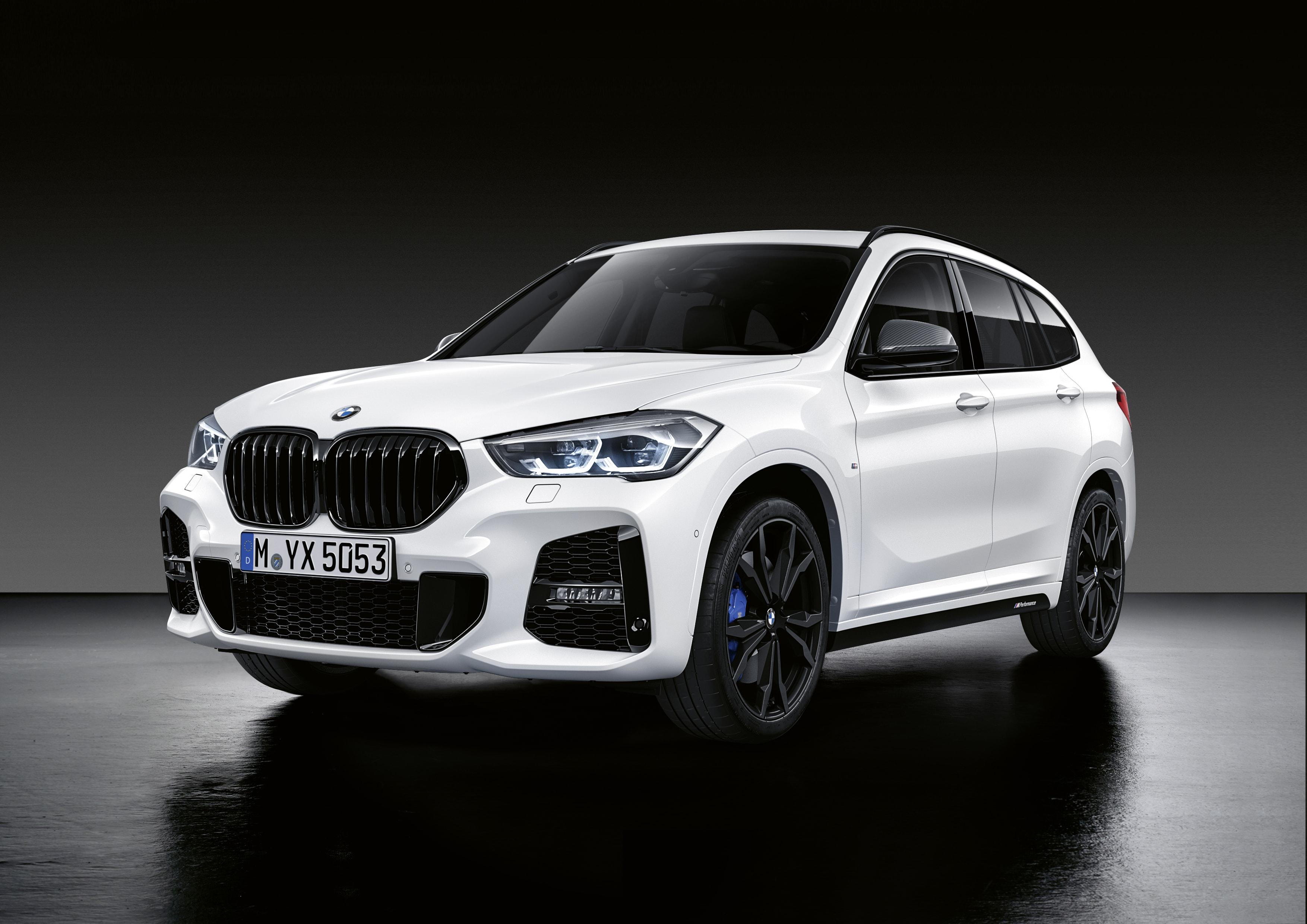 XCREW: Accesoriza tu BMW X con la línea M performance.