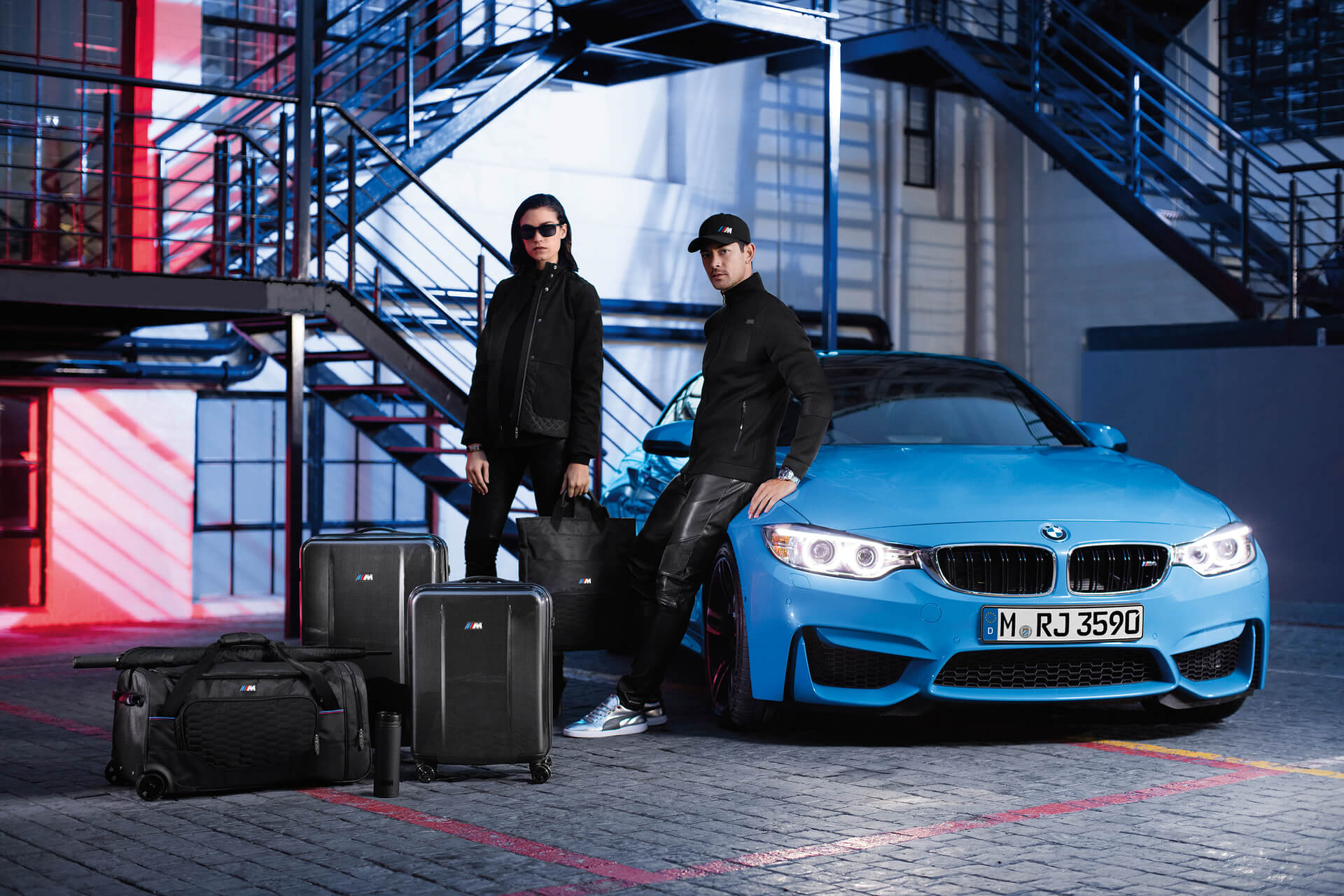 GORRAS BMW: MODERNAS, EXCLUSIVAS Y ELEGANTES
