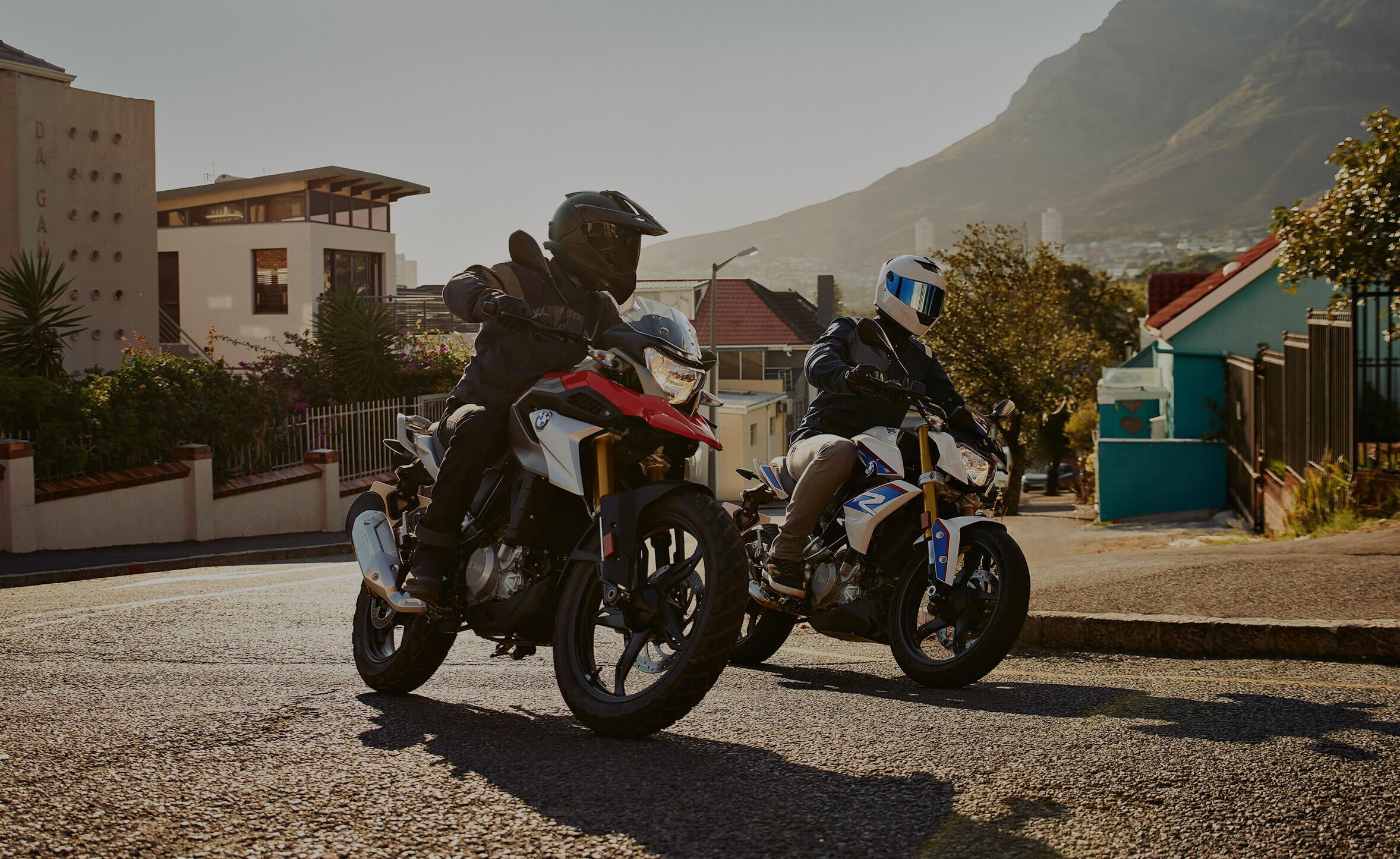 ACTIVIDADES BMW MOTORRAD.