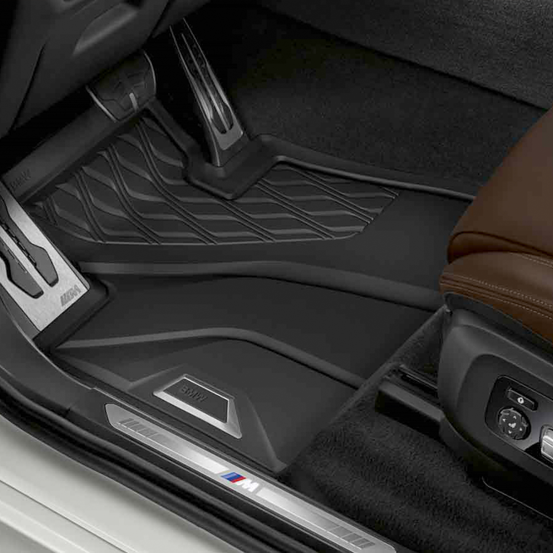 Alfombrillas todo tiempo traseras BMW X5