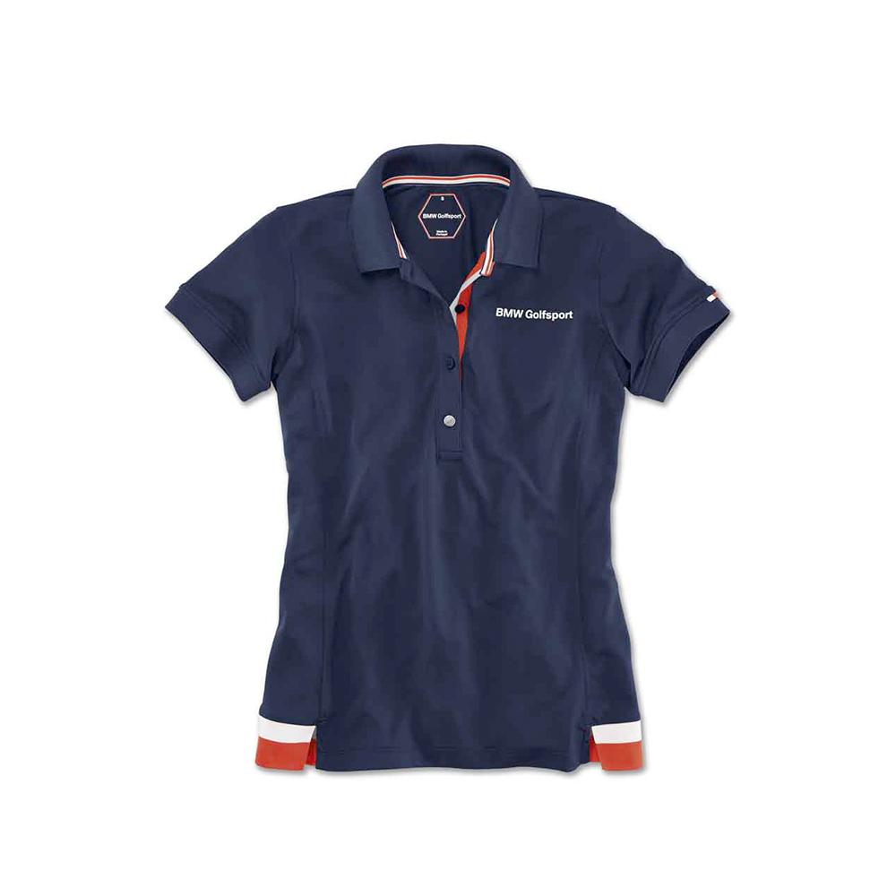 Camiseta Polo Mujer Bmw Golfsport