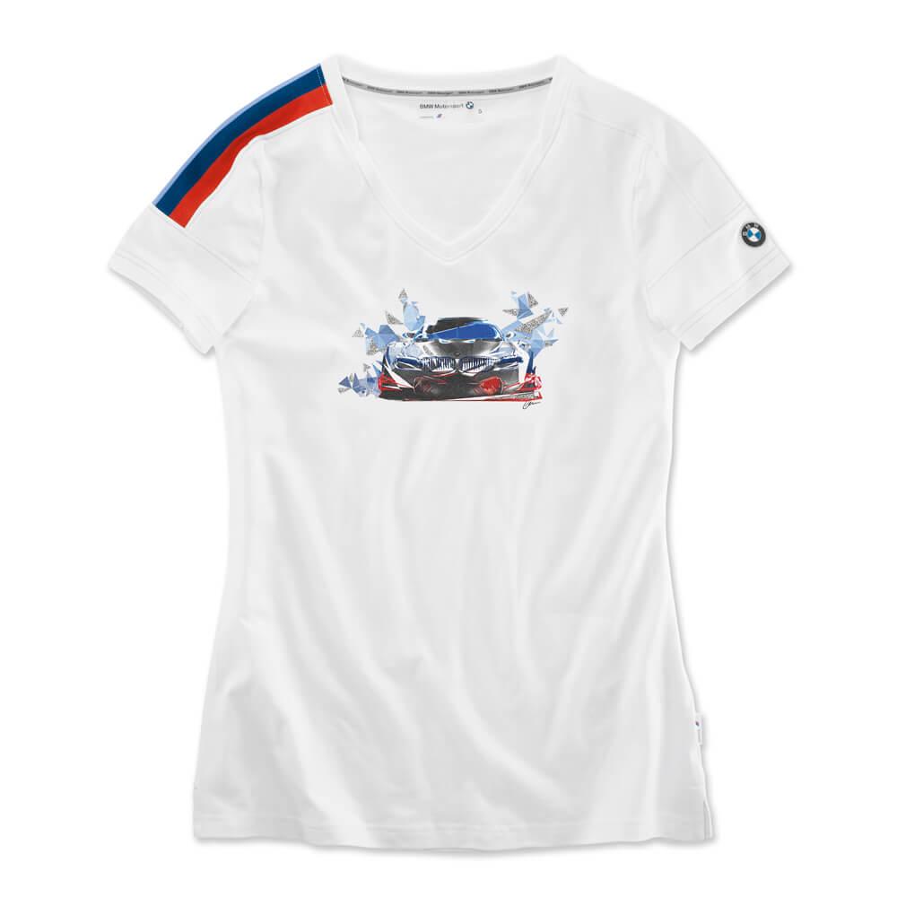 Camiseta Mujer Bmw Motorsport Motion