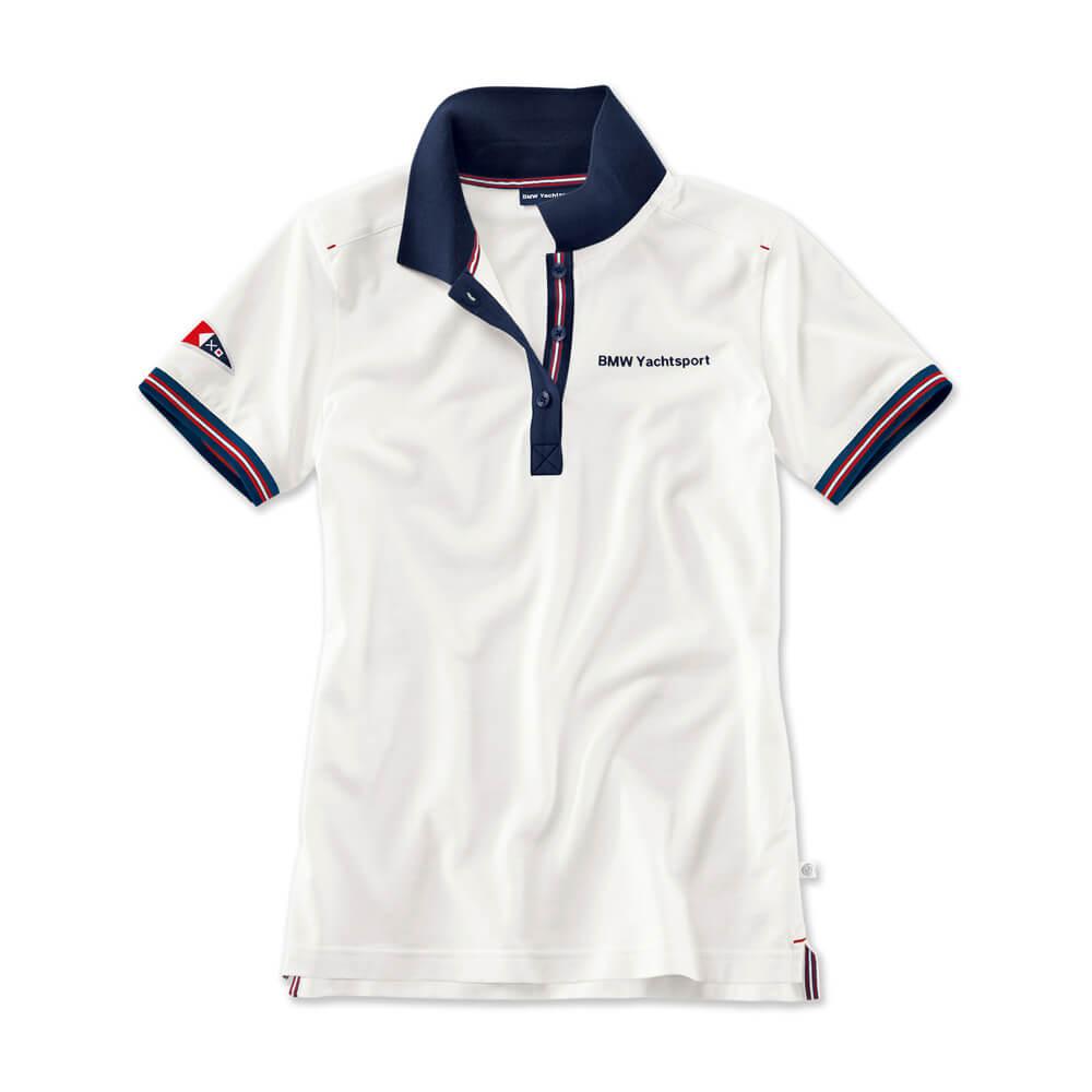 Camiseta Polo Mujer Bmw Yachtsport
