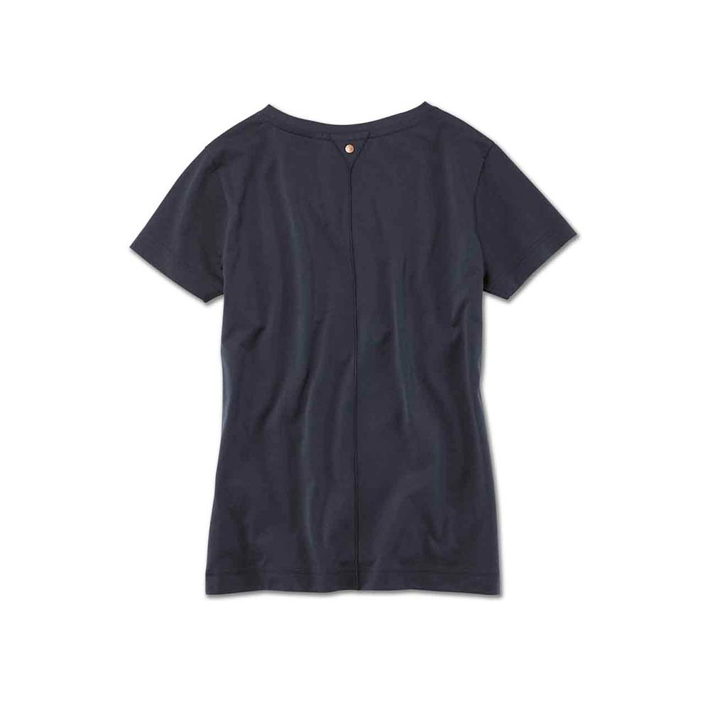 Camiseta Mujer Bmw V-Neck