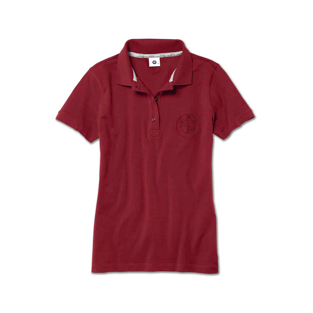 Camiseta Polo Mujer Bmw