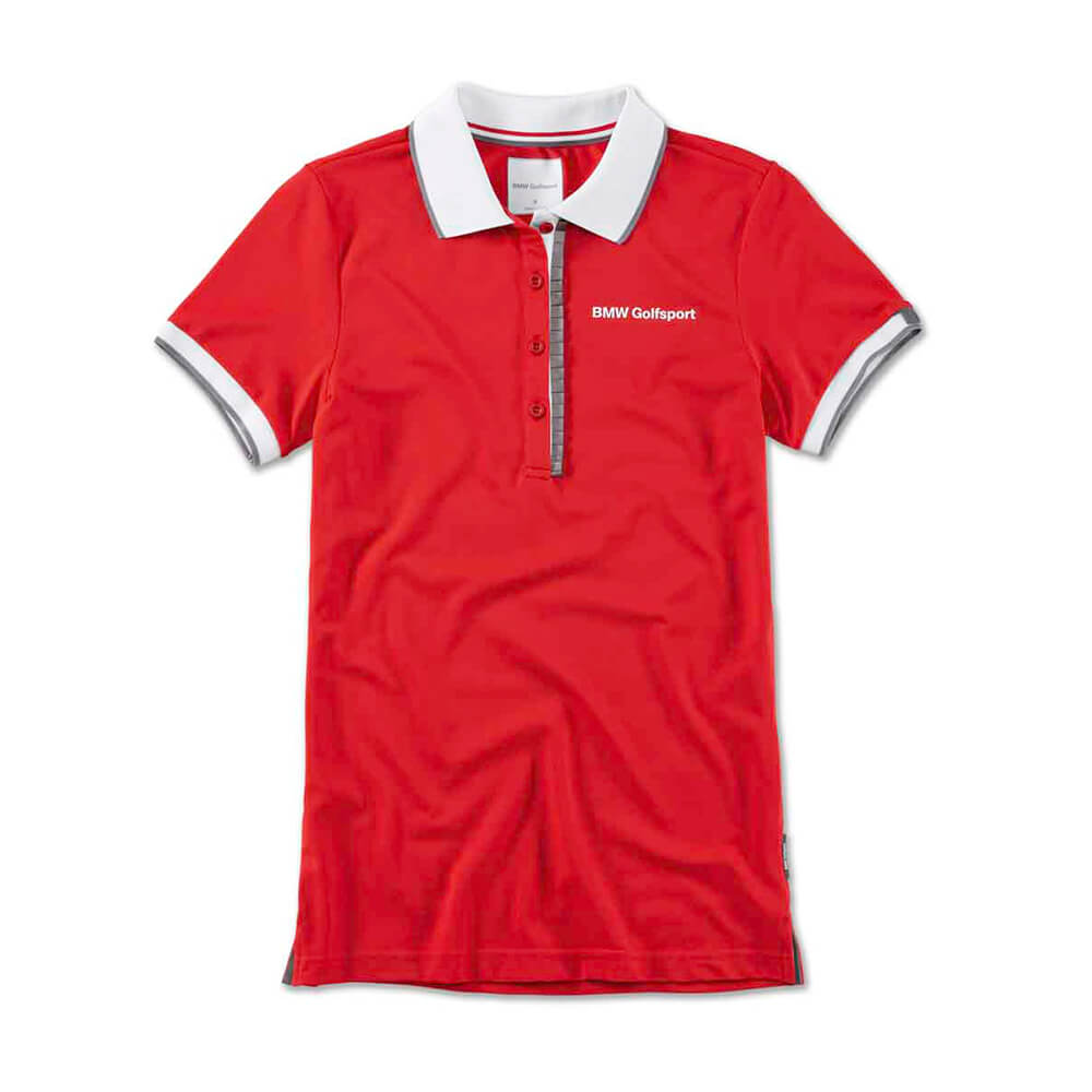 Camiseta Polo Mujer Bmw Golfsport Fast Dry