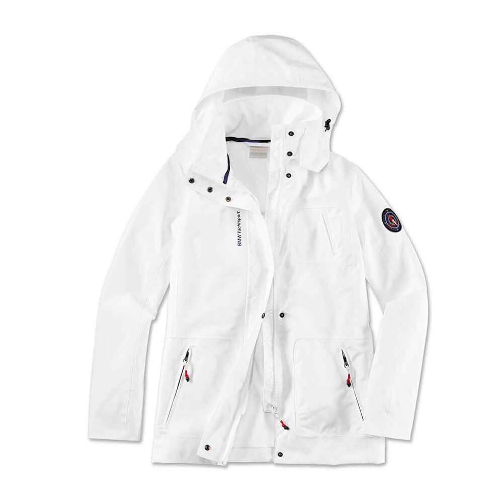 Chaqueta Impermeable Mujer Bmw Yachtsport