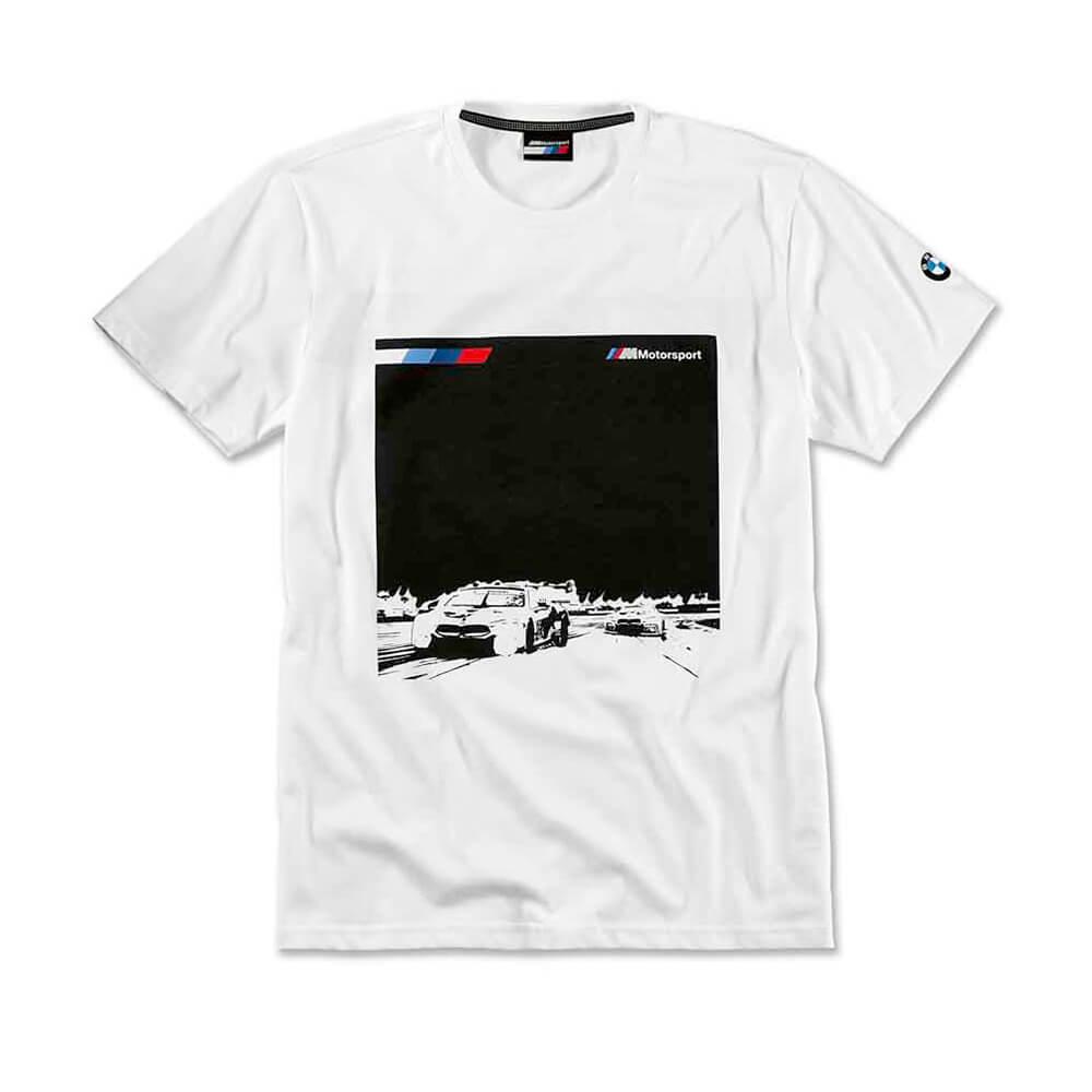 Camiseta Hombre Bmw M8 Gte