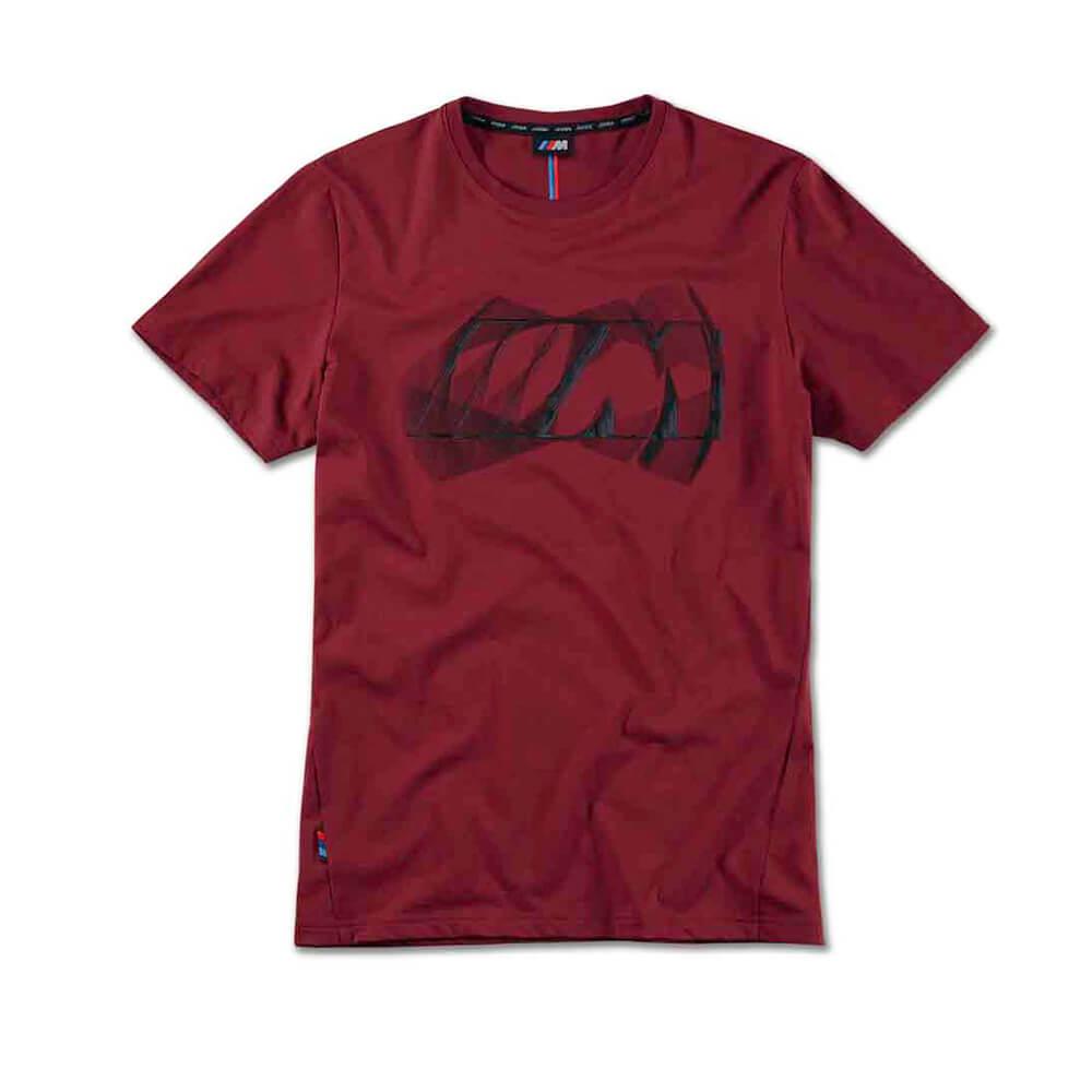 Camiseta Hombre Bmw M Logo 3D