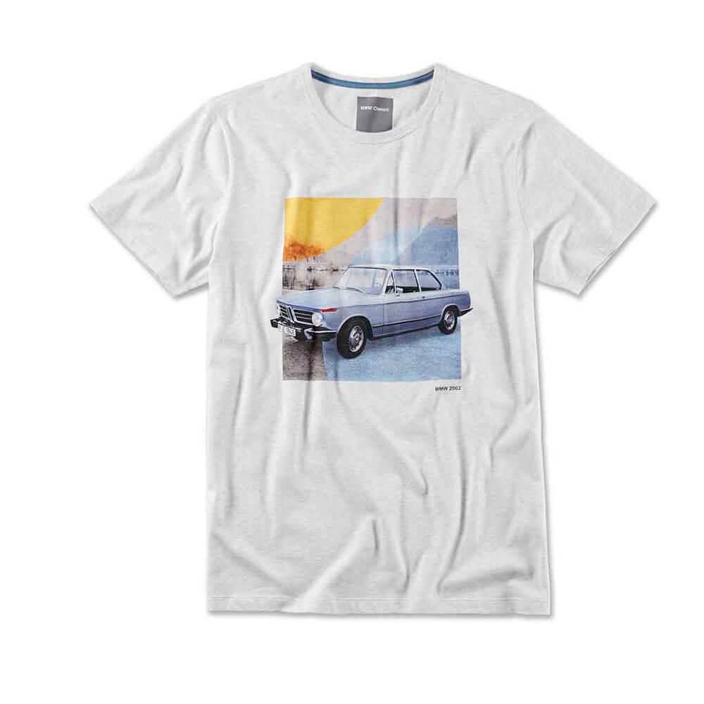 Camiseta Hombre Bmw Classic