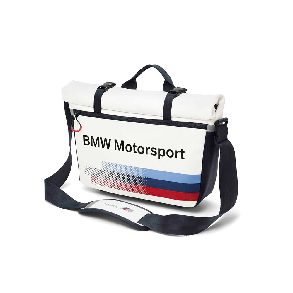 Maletín Bmw Motorsport Messenger