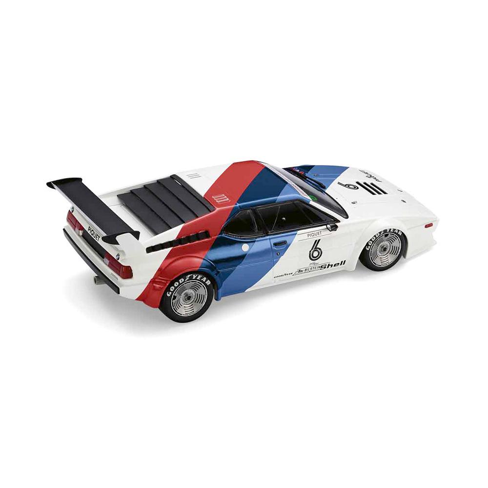 Miniatura Bmw M1 Procar Heritage Racing